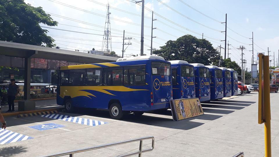 Modernized Jeepney