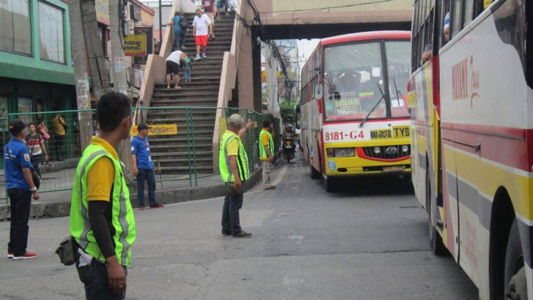 MMDA to Implement the Heat Stroke Break to Personnel