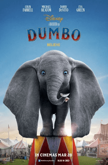 Dumbo Free to watch