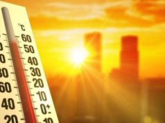 51.7 Degrees Celsius Heat Index in Dagupan City