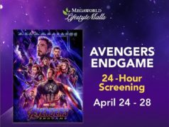 Avengers Endgame 24 hrs screening