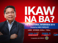 Mike Enriquez trends on social media platforms locally for his direct comments to candidates