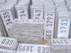 Backlogged License Plates, to be Given by the LTO in October
