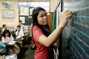33,000 public school teachers this year by the DepEd