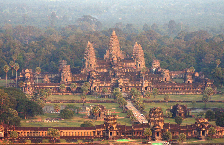 Have a 30-day visa-free stay in Cambodia starting today!