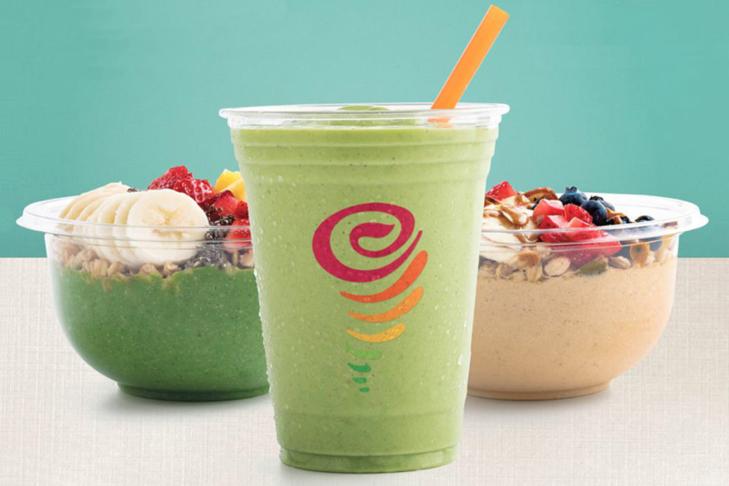 Jamba Juice Drops the Juice off of their name, how sad is that?