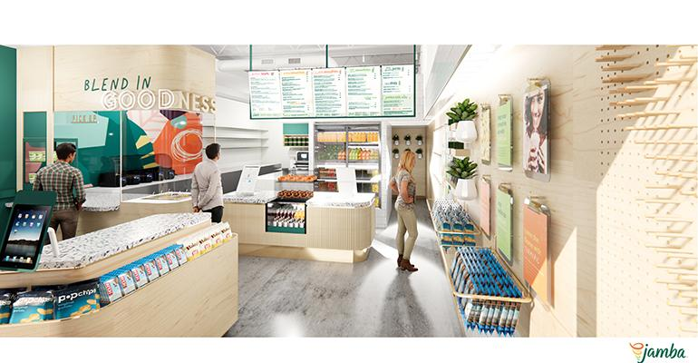 Jamba Juice Drops the Juice in their name, Changes Menu, and Store Style