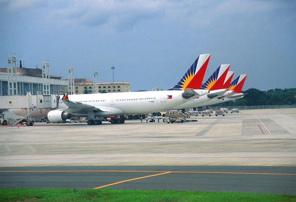 Airports and airport codes of PH airports