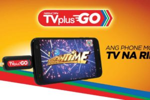 The TVPlus Go is now available!