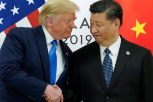 Trump called cease fire and allowed US companies to still service Huawei