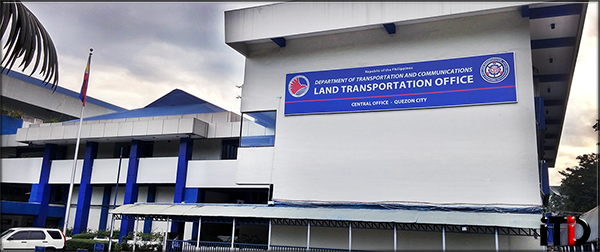 New LTO Rules Implemented