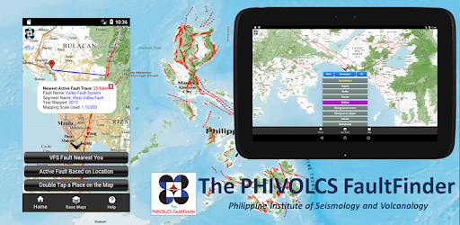 4 Disaster Reduction Apps, Launched by PHIVOLCS