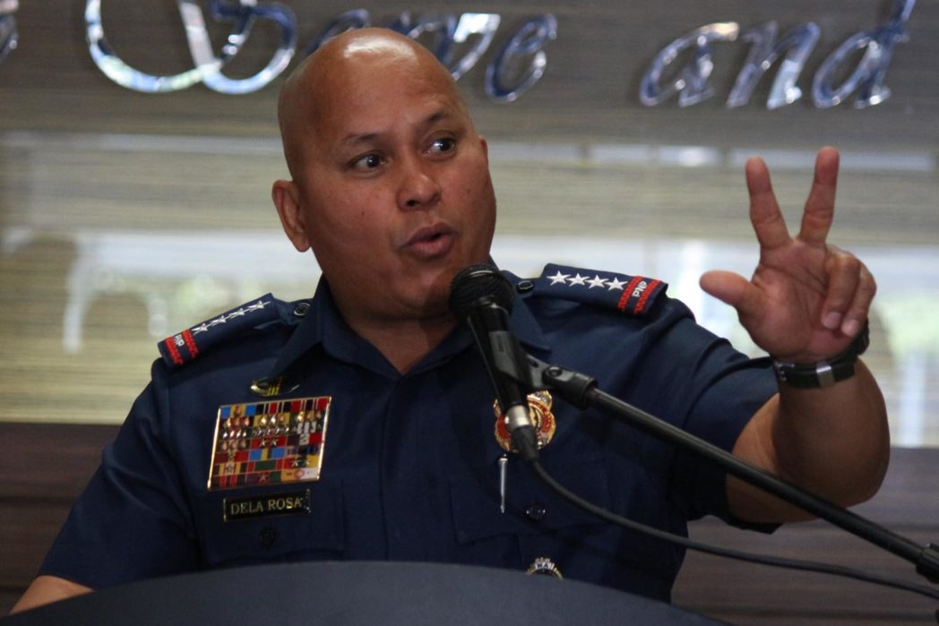 Bato wants police and military to indoctrinate students
