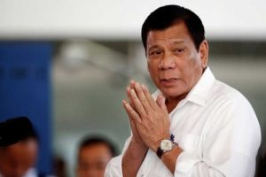 Dengvaxia vaccine is in the thoughts of Pres. Duterte