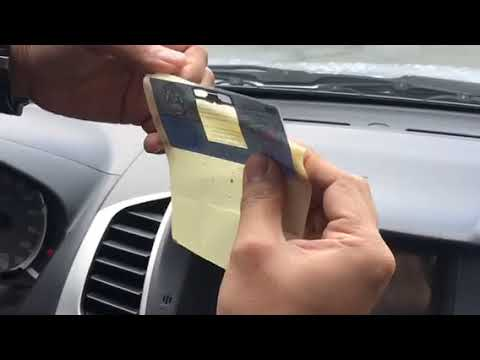 RFID refund to be given by the LTO