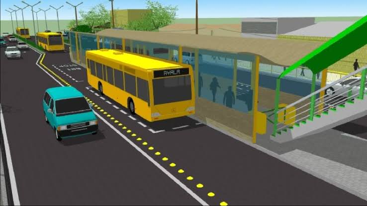 Cebu Bus Rapid Transit (BRT) Will Have 1st Phase Completed by End of 2021