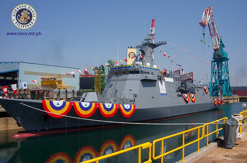 3 more warships to arrive next year, BRP Jose Rizal to be the first