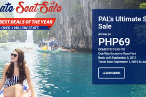 PAL-Seat-Sale Extended