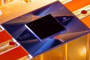 Google's Sycamore Processor, Responsible for their achievement of Quantum Supremacy