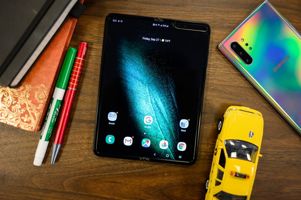 Samsung Galaxy Fold, to be Sold Soon in the Country