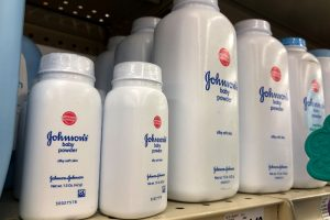 J&J Baby Powder Bottles Contain Asbestos