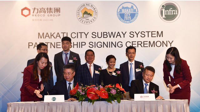 Makati Subway Funded more by Chinese Investment Firms