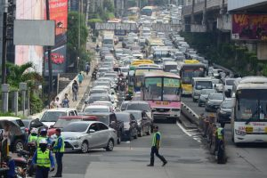 Removal of EDSA's u-turn slots to solve EDSA traffic?