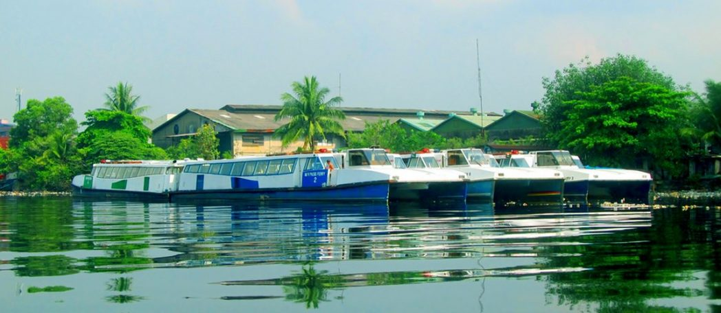 Pasig River Ferry System Introduces a new 57-seater boat
