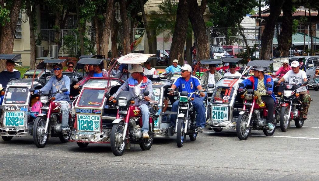 Tricycles are now prohibited in national roads and major highways