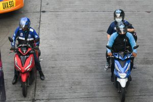 Prohibit Motorcycle Taxis on Major Roads