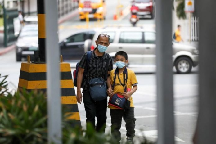 Curfew for Minors in the NCR due to the COVID-19