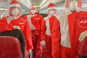 AirAsia to require wearing of face masks