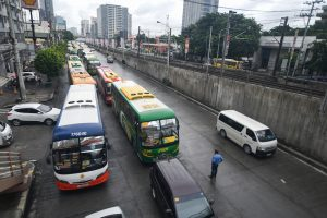 One Bus Route Once ECQ Gets Lifted
