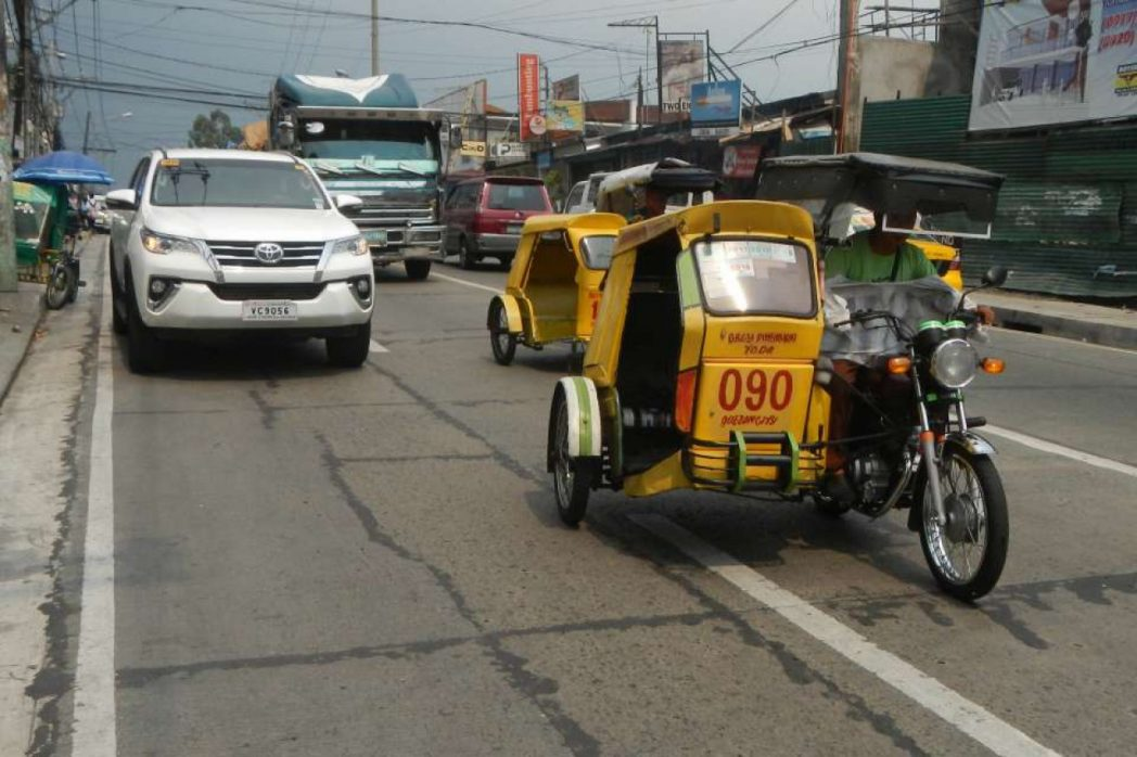 Attach a sidecar to motorcycles, DILG