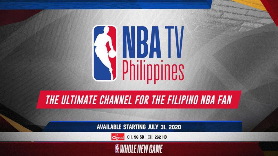 NBA Games to PH