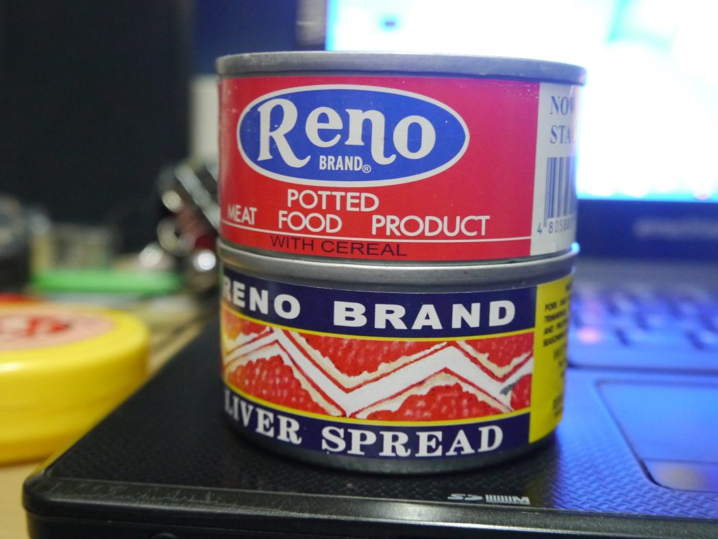 The RENO brand liver spread is unregistered, FDA